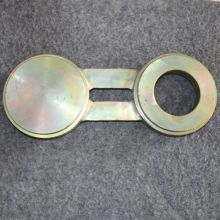 京博自营泰安隆泰牌八字盲板S304材质M HG/21547-2009标准