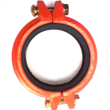 卡箍接头沟槽管件刚性接头刚卡管件沟槽刚卡沟槽管件