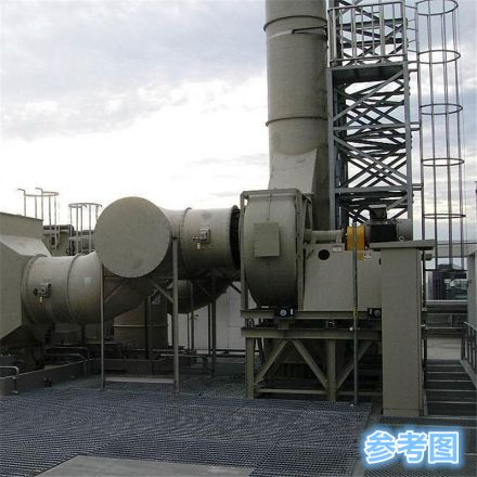 厂家直销豪迈牌循环氢脱硫塔脱硫装置喷淋脱硫可按要求定做