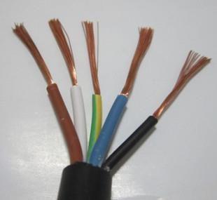 聚氯乙烯绝缘护套软电缆
