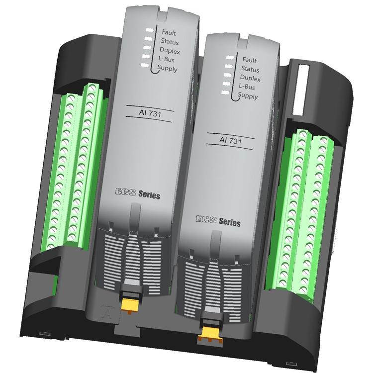 【ECS-700】热电阻信号输入模块AI731