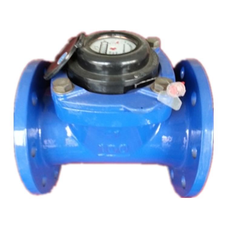宁波牌热水表_LXLCR-150智能热水表厂家直销