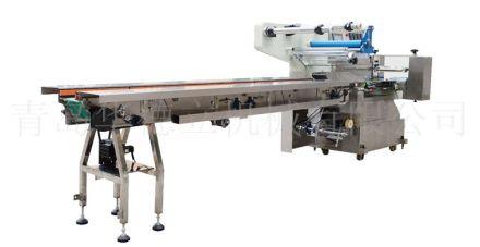 新款无拨叉餐具包装机,华德立餐具包装机-青岛华德立中一精工机械有限公司
