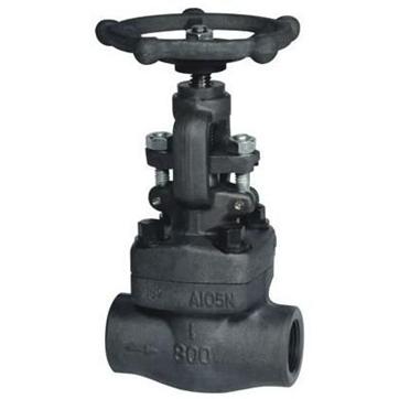 J61H-100型焊接截止阀