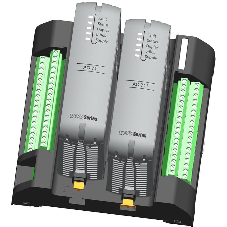 【ECS-700】电流信号输出模块AO711