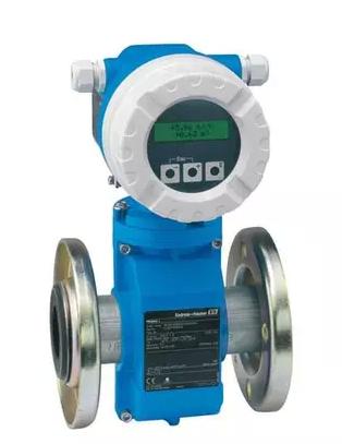 德国进口E+H电磁流量计 Promag 10L系列 DN50,10L50,污水流量计