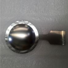 316L不锈钢爆破片安全爆破片安全泄压装置安全型支持定制