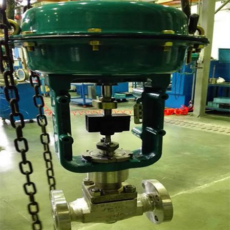 厂家直销质量保证重庆川仪调节阀小口径单座气动调节阀