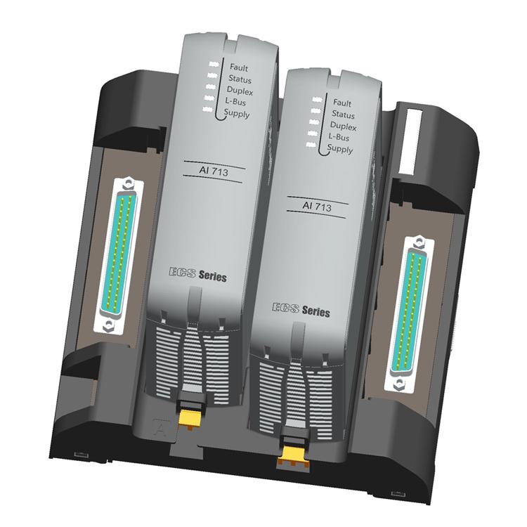 【ECS-700】热电偶信号输入模块AI722