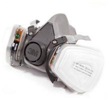 3M尘毒呼吸防护套装620P