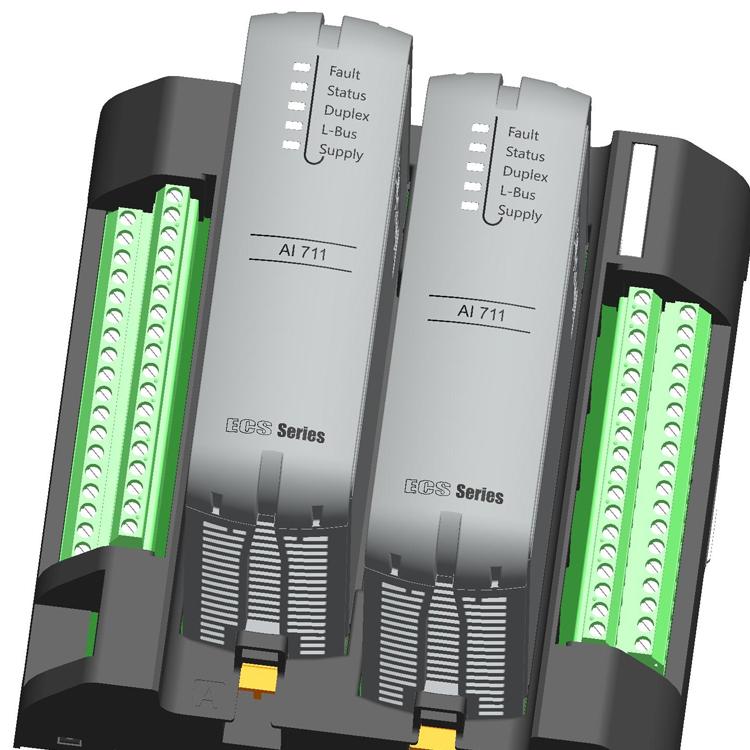 【ECS-700】模拟信号输入模块AI711