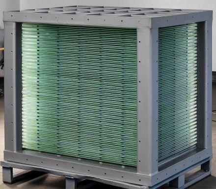 Reglass玻璃板式换热器
