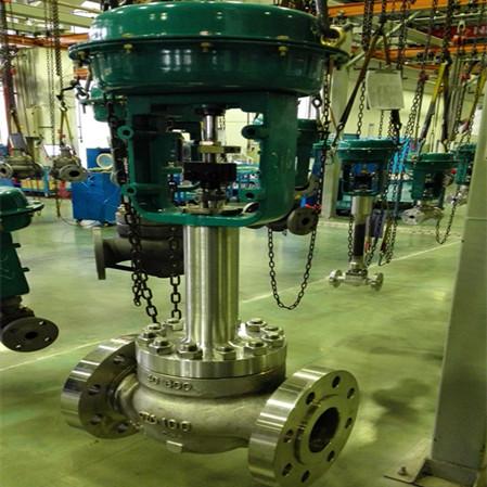 厂家直销质量保证重庆川仪调节阀套筒气动调节阀